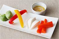 paprika - Vegetarian dish Stock Photo - Premium Royalty-Freenull, Code: 618-03834587