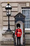 Queen's Guard at Buckingham Palace, London, England Stock Photo - Premium Rights-Managed, Artist: Jean-Christophe Riou, Code: 700-03836374