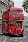 Double Decker Bus, London, England Stock Photo - Premium Rights-Managed, Artist: Jean-Christophe Riou, Code: 700-03836376