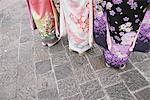 Women wearing kimono and sandals Stock Photo - Premium Rights-Managed, Artist: Aflo Relax, Code: 859-03839697