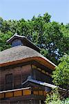 Traditional Japanese Roof Stock Photo - Premium Rights-Managed, Artist: Aflo Relax, Code: 859-03839729