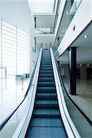 Escalator Stock Photo - Premium Royalty-Freenull, Code: 632-03847867