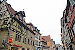 France, Colmar, half-timbered buildings Stock Photo - Premium Royalty-Free, Artist: Robert Harding Images, Code: 632-03847942