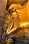 Reclining Buddha, Wat Pho, Bangkok, Thailand Stock Photo - Premium Rights-Managed, Artist: J. A. Kraulis, Code: 700-03849742