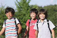 Students Walking Outdoors Stock Photo - Premium Rights-Managed, Artist: Aflo Relax, Code: 859-03860945