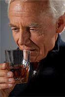 Man Drinking Alcohol Stock Photo - Premium Royalty-Freenull, Code: 600-03865085