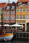 Nyhavn, Copenhagen, Denmark Stock Photo - Premium Rights-Managed, Artist: John Cullen, Code: 700-03865148