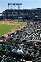 professional baseball game - Baseball Game at AT & T Park, San Francisco, California, USA Stock Photo - Premium Rights-Managednull, Code: 700-03865668