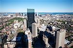 Aerial view of Boston from the Prudential Sky Walk, Boston, Massachusetts, New England, United States of America, North America Stock Photo - Premium Rights-Managed, Artist: Robert Harding Images, Code: 841-03868033
