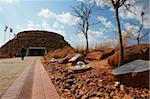 People at Maropeng Visitors Centre, Cradle of Humankind, UNESCO World Heritage Site, Gauteng, South Africa, Africa Stock Photo - Premium Rights-Managed, Artist: Robert Harding Images, Code: 841-03870045