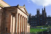 National Gallery of Scotland, The Mound, Edinburgh, Lothian, Scotland, United Kingdom, Europe Stock Photo - Premium Rights-Managednull, Code: 841-03870364
