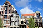 Houses along a canal, Amsterdam, Netherlands, Europe Stock Photo - Premium Rights-Managed, Artist: Robert Harding Images, Code: 841-03870479