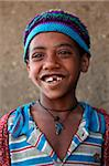 Wollo boy, Wollo, Ethiopia, Africa