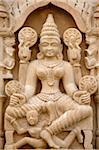 Pashtunath Jain temple sculpture, Haridwar, Uttarakhand, India, Asia Stock Photo - Premium Rights-Managed, Artist: Robert Harding Images, Code: 841-03870655