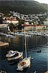 Boats in Harbour, Dubrovnik, Croatia Stock Photo - Premium Rights-Managed, Artist: John Cullen, Code: 700-03874605