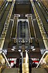Escalators Stock Photo - Premium Rights-Managed, Artist: John Cullen, Code: 700-03874607