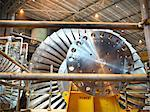 Turbine in power station Stock Photo - Premium Royalty-Free, Artist: Transtock, Code: 649-03883724