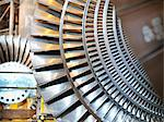 Turbines in power station Stock Photo - Premium Royalty-Free, Artist: Aurora Photos, Code: 649-03883737