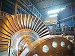 Turbine in power station Stock Photo - Premium Royalty-Free, Artist: Arcaid, Code: 649-03883740