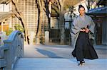 Samurai Stock Photo - Premium Rights-Managed, Artist: Aflo Relax, Code: 859-03884793