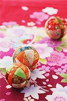 Temari balls Stock Photo - Premium Rights-Managednull, Code: 859-03885563