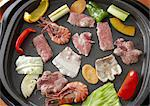 Japanese barbeque Stock Photo - Premium Royalty-Free, Artist: Yvonne Duivenvoorden, Code: 670-03885721