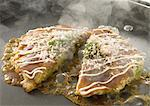 Okonomiyaki Stock Photo - Premium Royalty-Free, Artist: Photocuisine, Code: 670-03886056