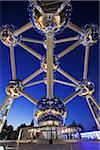 The Atomium,Grimbergen, Strombeek Bever, Belgium Stock Photo - Premium Rights-Managed, Artist: AWL Images, Code: 862-03887343