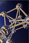 The Atomium,Grimbergen, Strombeek Bever, Belgium Stock Photo - Premium Rights-Managed, Artist: AWL Images, Code: 862-03887345