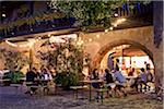 Wine bar, Colmar, Alsace, France Stock Photo - Premium Rights-Managed, Artist: AWL Images, Code: 862-03887750