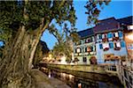 Petite Venice, Colmar, Alsace, France Stock Photo - Premium Rights-Managed, Artist: AWL Images, Code: 862-03887752