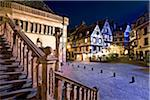 Old town, Colmar, Alsace, France Stock Photo - Premium Rights-Managed, Artist: AWL Images, Code: 862-03887754