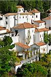 The convent in the Arrabida Natural Park, Setubal, Portugal Stock Photo - Premium Rights-Managed, Artist: AWL Images, Code: 862-03889333