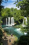 Dueden waterfalls near Antalya, Turquoise Coast, Turkey Stock Photo - Premium Rights-Managed, Artist: AWL Images, Code: 862-03889954