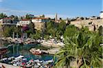 Harbour of Antalya, Turquoise Coast, Turkey Stock Photo - Premium Rights-Managed, Artist: AWL Images, Code: 862-03889979