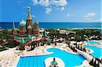 WOW Kremlin Palace Hotel  in Antalya, Turquoise Coast, Turkey Stock Photo - Premium Rights-Managed, Artist: AWL Images, Code: 862-03889994