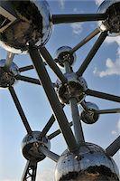 Atomium, Brussels, Belgium Stock Photo - Premium Rights-Managednull, Code: 700-03891079