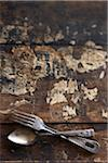 Antique Cutlery Stock Photo - Premium Royalty-Free, Artist: Yvonne Duivenvoorden, Code: 600-03891292