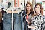 Mother and Daughter Shopping Stock Photo - Premium Rights-Managed, Artist: Kevin Dodge, Code: 700-03891335