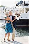 Couple Dancing Dockside Stock Photo - Premium Rights-Managed, Artist: Kevin Dodge, Code: 700-03891372