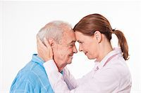 Portrait of Man and Woman Stock Photo - Premium Royalty-Freenull, Code: 600-03893396