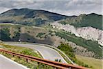 Mountain Road, Apennines, Montefeltro, Marches, Italy Stock Photo - Premium Royalty-Free, Artist: Siephoto, Code: 600-03893452