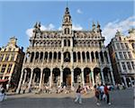 Maison du Roi, Grand Place, Brussels, Belgium Stock Photo - Premium Rights-Managed, Artist: Raimund Linke, Code: 700-03893422