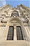St Michael and St Gudula Cathedral, Brussels, Belgium Stock Photo - Premium Rights-Managed, Artist: Raimund Linke, Code: 700-03893423
