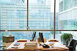 Empty office Stock Photo - Premium Royalty-Free, Artist: Sheltered Images, Code: 632-03897989