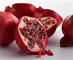 Pomegranate Stock Photo - Premium Rights-Managed, Artist: foodanddrinkphotos, Code: 824-03901530
