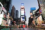 Times Square, New York City, New York, USA Stock Photo - Premium Royalty-Free, Artist: Garry Black, Code: 614-03902577