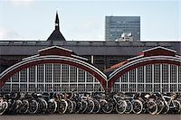 Copenhagen Central Station, Copenhagen, Denmark Stock Photo - Premium Rights-Managednull, Code: 700-03906923