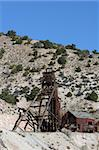 An old abandoned mine found in southern Utah. Stock Photo - Royalty-Free, Artist: granitepeaker, Code: 400-03916533