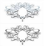 Vector Cartouche and Banner for your text